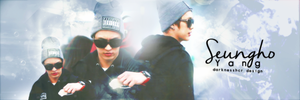 Seungho FB Cover by darknesshcr