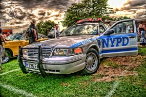 NYPD Police Car... by TheBaldingOne