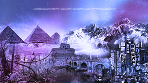 Discover Our World Project wallpaper by Mstrl