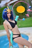 Pool Party LeBlanc. League of Legends. by MorganaCosplay