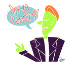Roger Klotz by songoesmeow