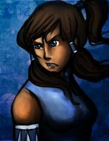 Korra by YaneYing