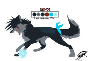 Character sheet Deimos by Kairi292