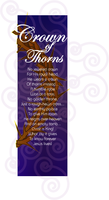 Crown of Thorns Bookmark by dragonorion