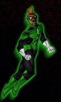 Green Lantern: Tomar-Tu by north-green