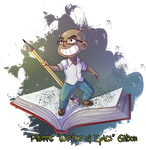 Pierre writer of epics gilson by Fufunha