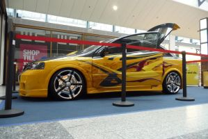 Airbrush Opel Astra by theTobs