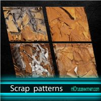 Scrap patterns by M10tje