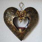 metallic heart - stock by stock-of-aestchen