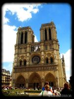 Notre-Dame by amandaWAY