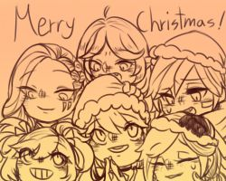 Merry Christmas! by winterout1