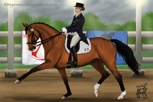 Time For Show Off - 6th place by KittycatNita