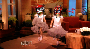Dance Spud and Luke dance! :GIF: by Lilyfer
