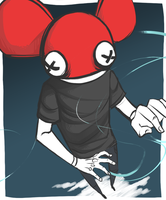 - Deadmau5 - by Qurugu
