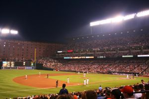 Camden Yards by metafouryou