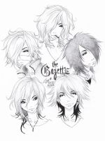 GAZETTE by KaZe-pOn