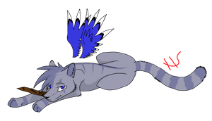 + Jayfeather + by HowlingShadow13