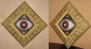 Legend of Zelda: Eye Switch by paperart