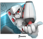 Transformers - Lose a screw by Zennore