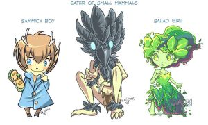 Forest Cheebs by FragileWhispers