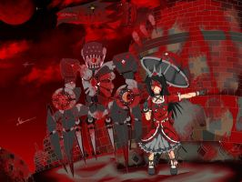 CR Last Stage:Outbreak -Bloody hell ngapain gue ?! by halfdev