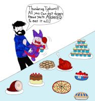 87:All You Can Eat by TandP