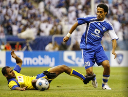 Yasser.al.Qahtani by AlHilal-Club