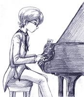 PT-Autor - Piano by amako-chan