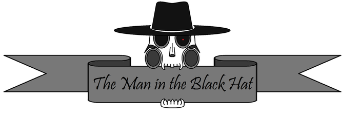 Man in the Black Hat Banner by MrLivid