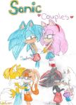 Sonic Couples by CristinaTH