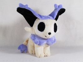 pokemon time Delcatty pokedoll by MagnaStorm