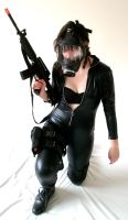 Apocalyptic Assassin 4 by MajesticStock