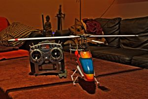 Blade450 HDR by termkiller