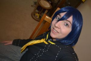 Christmas Naoto Preview by metalsummer