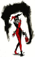 The Harley Quin by BENECILIN