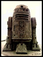 R2D2 by sculptin