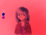 I did a thing. (3colors+1layer challenges) by Alexis25