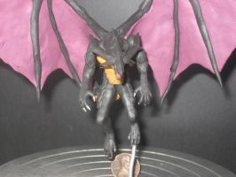 FF7 Bahamut 4 by allaboutnothing