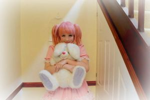 Somebody asked me to be cute... D: 5 by KatintheAttic