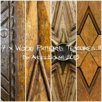 Wood Patterns Texture Pack 2 by AngelEowyn
