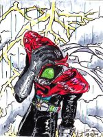 Kamen rider stronger by avallance