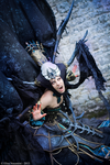 Enira Queen of Banshee - Lineage II by oShadowButterflyo