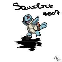 007 Squirtle by x-Casualty-x