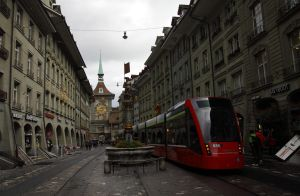 Bern - Marktgasse by locked-inside