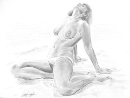 Basking in the Sun 1 sketch by mozer1a0x