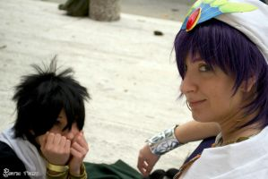 Magi- Sinbad - Perverse intentions by YurilXD