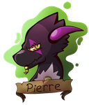 {Gift} Pierre-Echosoundangel by BrokenWingsOfLight