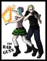 The Bad Guys by AprilsChild
