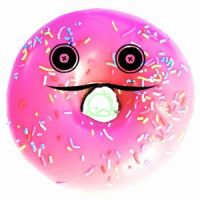 Pierre Le Donut by taxicabofdoom