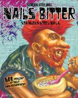 nails bitter final by kwee85